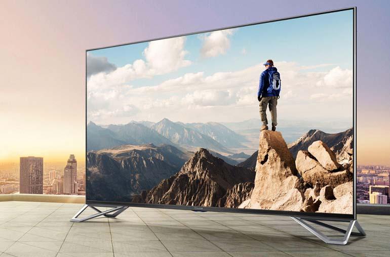 雷鸟电视I55视频测评!智能语音视界大不同!