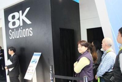 夏普即将发布消费级8K电视 看8月31日发布会上的答案