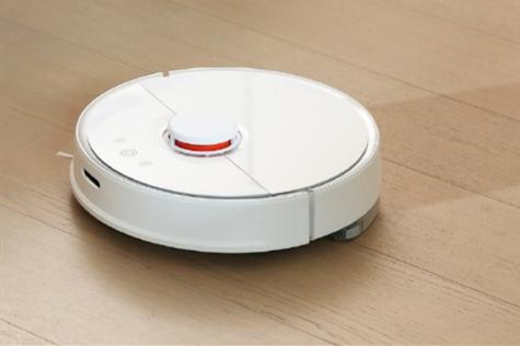 米家扫地机器人二代售价2499元:加入拖地设计 还能指哪扫哪