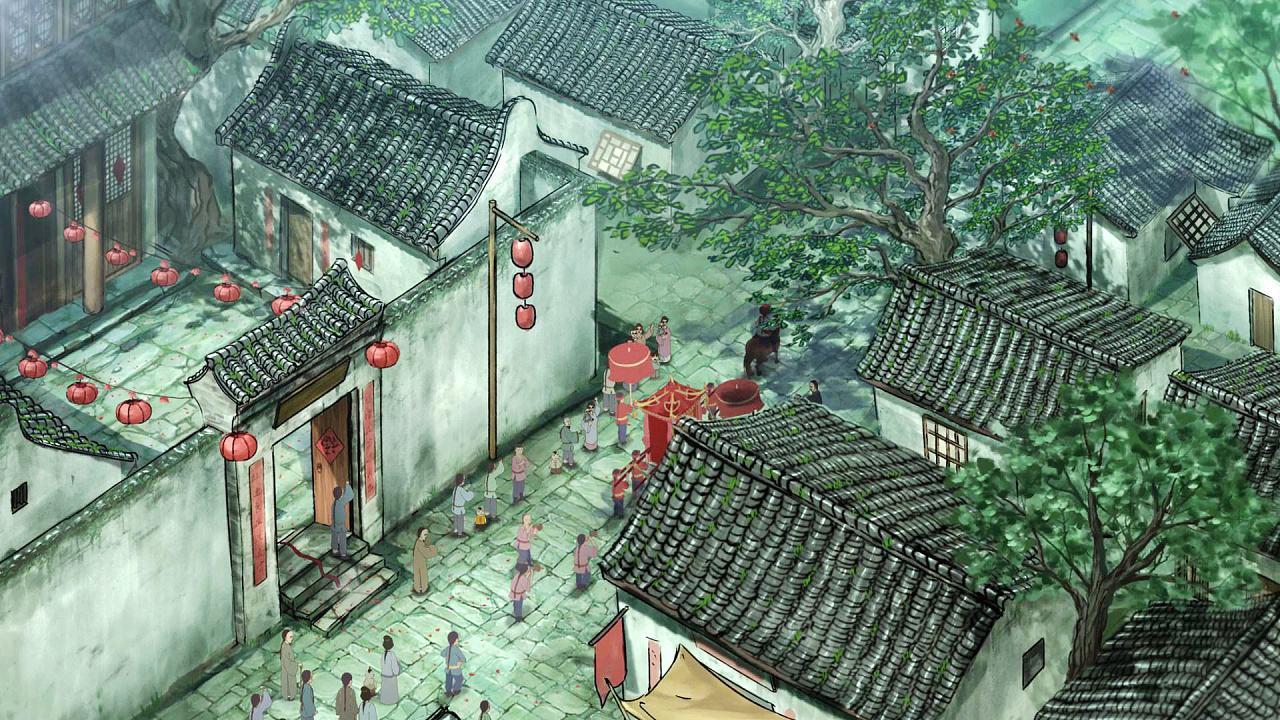 做最纯粹的中国动画——中国唱诗班系列纯手绘动画