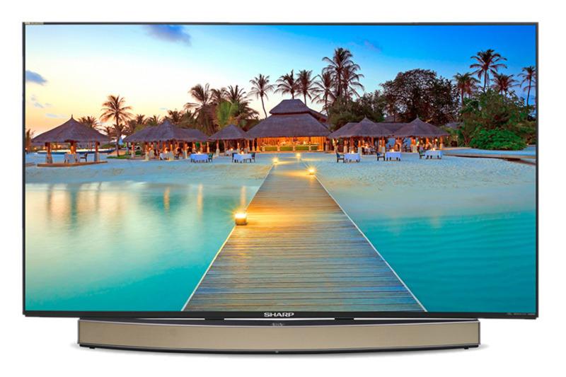 夏普70吋智能电视:大屏+分体 号称无缺点电视
