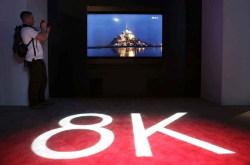 索尼对8K电视有想