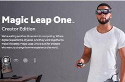 Magic Leap公布首款增