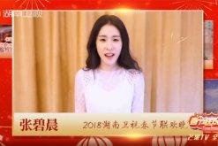 2018湖南卫视春晚明