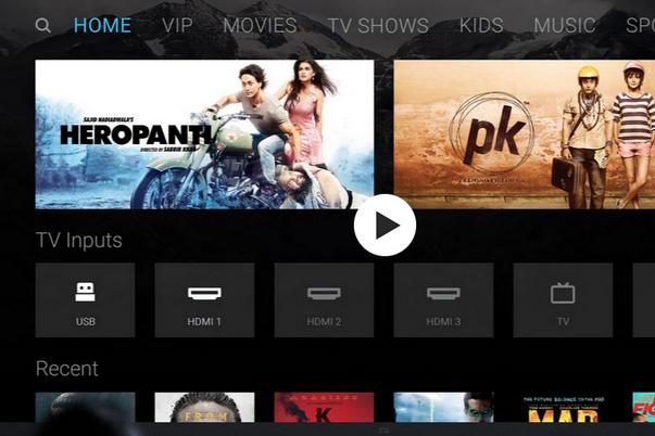 小米电视4 55英寸在印度发布,迈向国际,售价39999卢比!