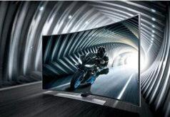 美轮美奂的曲面电视 到底值不值得买?