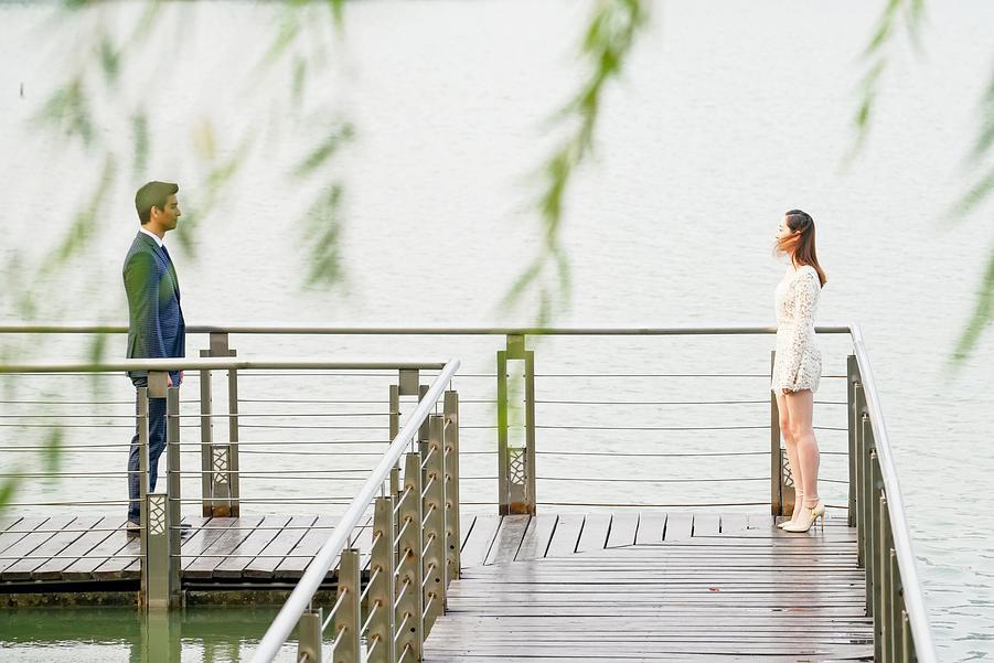 《风光大嫁》剧情介绍 赵丹桥和宁夏大结局在一起了吗?