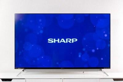 大尺寸电视成为当下新宠,夏普暂时成为其中的获益者之一