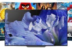 索尼A8F电视:这是