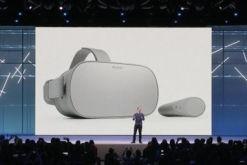 VR一体机Oculus Go上