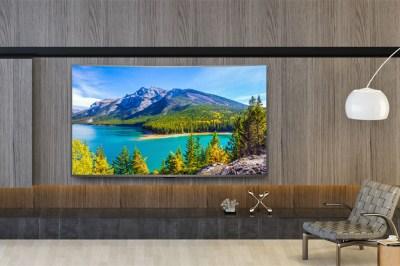 小米电视4X 55英寸和小米电视4S 55英寸曲面电视的对比横评