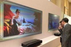 LG发布首款4K投影仪