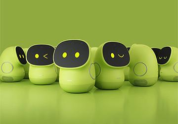 【当贝优选】孩子快乐成长的好朋友,布丁豆豆双语智能机器人
