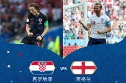 世界杯半决赛:克