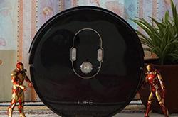 ILIFE智意X787——好玩又实用,灰尘垃圾一扫光