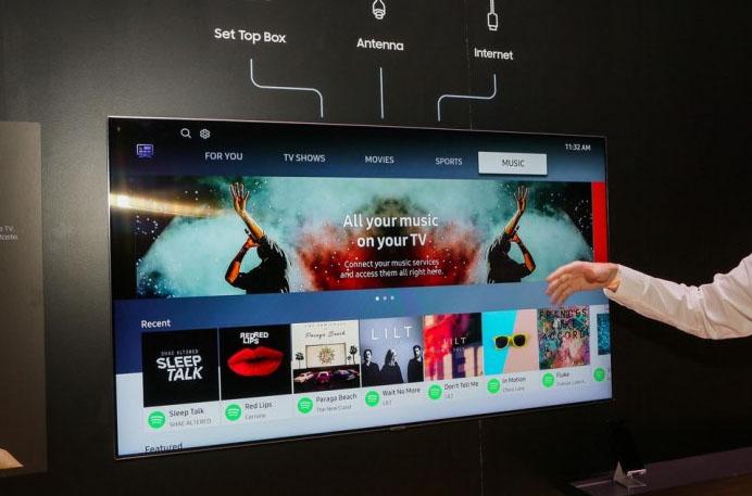 智能电视机非常擅长追踪用户?