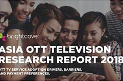 2018年亚洲OTT电视报