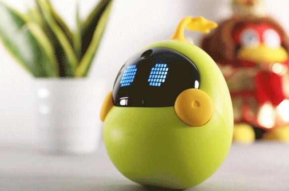 布丁迷你豆智能机器人评测——有了它,宝妈至少可以轻松三年