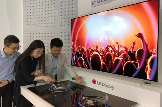 显示市场迎来新动力 OLED将带来无限可能