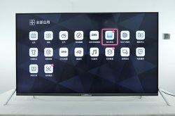 大尺寸电视成市场
