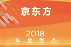 京东方2018年回顾: