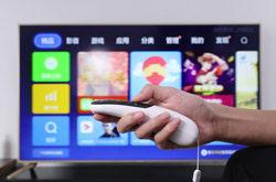 智能电视推动客厅