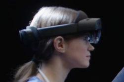 微软HoloLens 2新品将