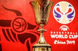 2019男篮世界杯32强