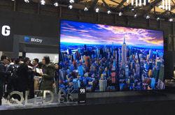 从2019AWE看电视发展趋势:大屏8K成