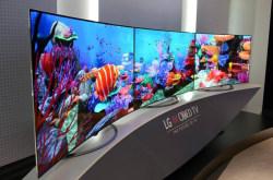 LG OLED电视六年销量