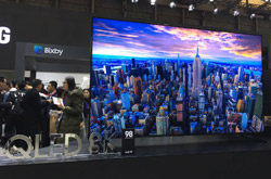 8K电视市场趋势:除三星夏普外LG、