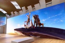 索尼16K显示屏亮相