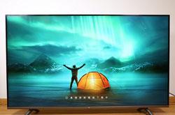 小米全面屏电视E55A评测:超高屏占比带来视觉冲击