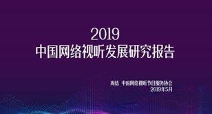 《2019中国网络视听