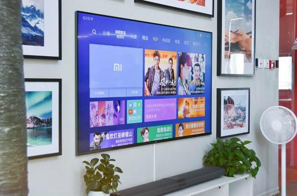 小米壁画电视评测:遥控器终于可以下岗了