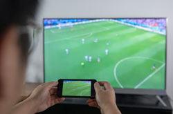 看球赛什么电视比较好?适合看球