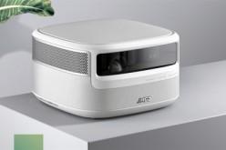 坚果J9智能投影仪新品发布:高亮度