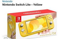 任天堂Switch Lite开
