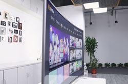 中国显示产业进入