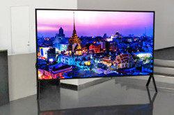 CEATEC 2019夏普展示旗下8K电视搭载自