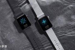 小米首款智能手表