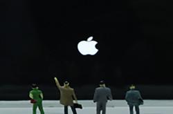 苹果和米高梅疑似