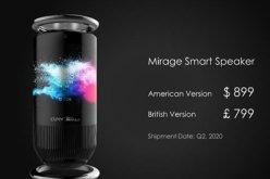Mirage柔屏智能音箱