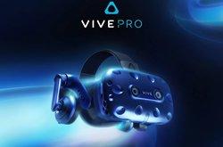 HTC调整旗下Vive P