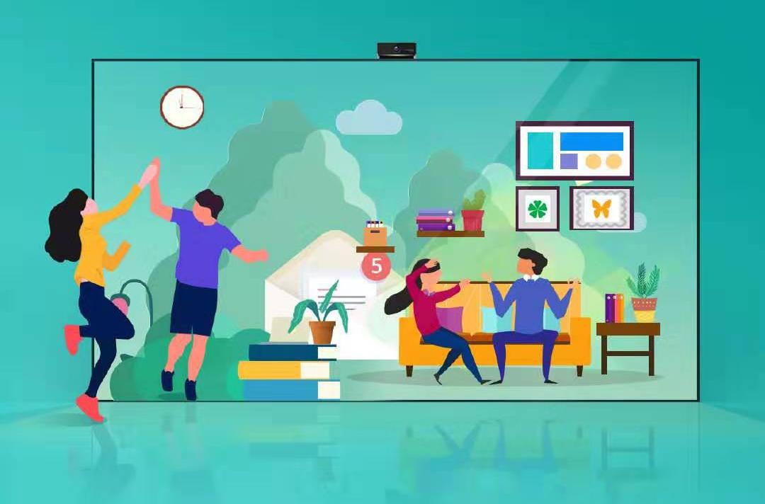 海信社交电视云享版正式发布 社交属性进一步强化