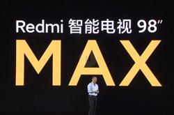 Redmi红米三屏齐发 Redmi红米电视98寸