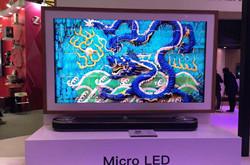 Micro LED专利申请激