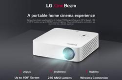 LG PH30N便携投影仪