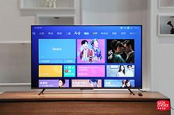 Redmi X55电视评测:金属边框全面屏,甚至还有MEMC