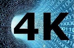 4K电视上的流媒体
